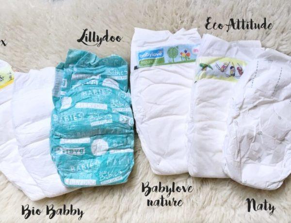 Wegwerfwindeln für Babys nachhaltig ökologisch naty by nature moltex bio babby eco attitude lillydoo babylove nature test biowindel