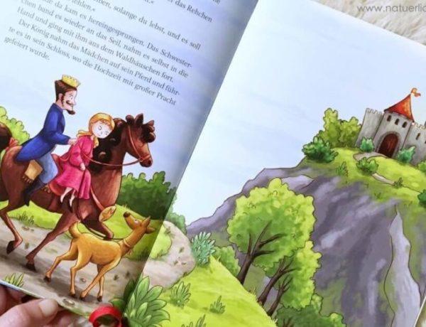 die schönsten märchen der brüder grimm magellan verlag mit dem wal natürlich magellan kinderbuch bilderbuch märchen vier jahre vierjährige buchtipp maerchen