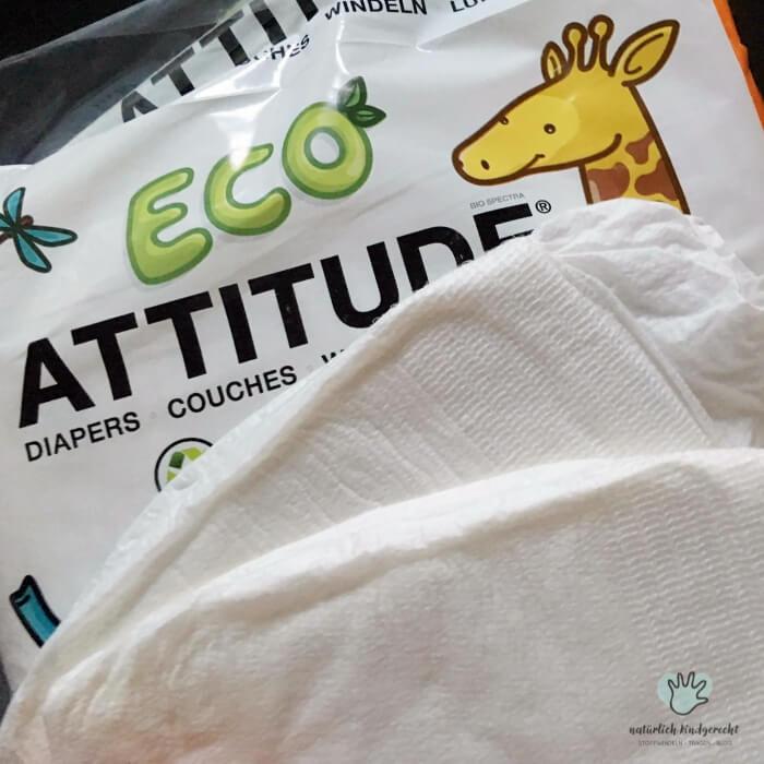 eco attitude biowindel ökowindel test sinnvoll wie ökologisch abbaubar nachhaltig windel hautfreundliche baby windeldermatitis windel nutzung empfehlung