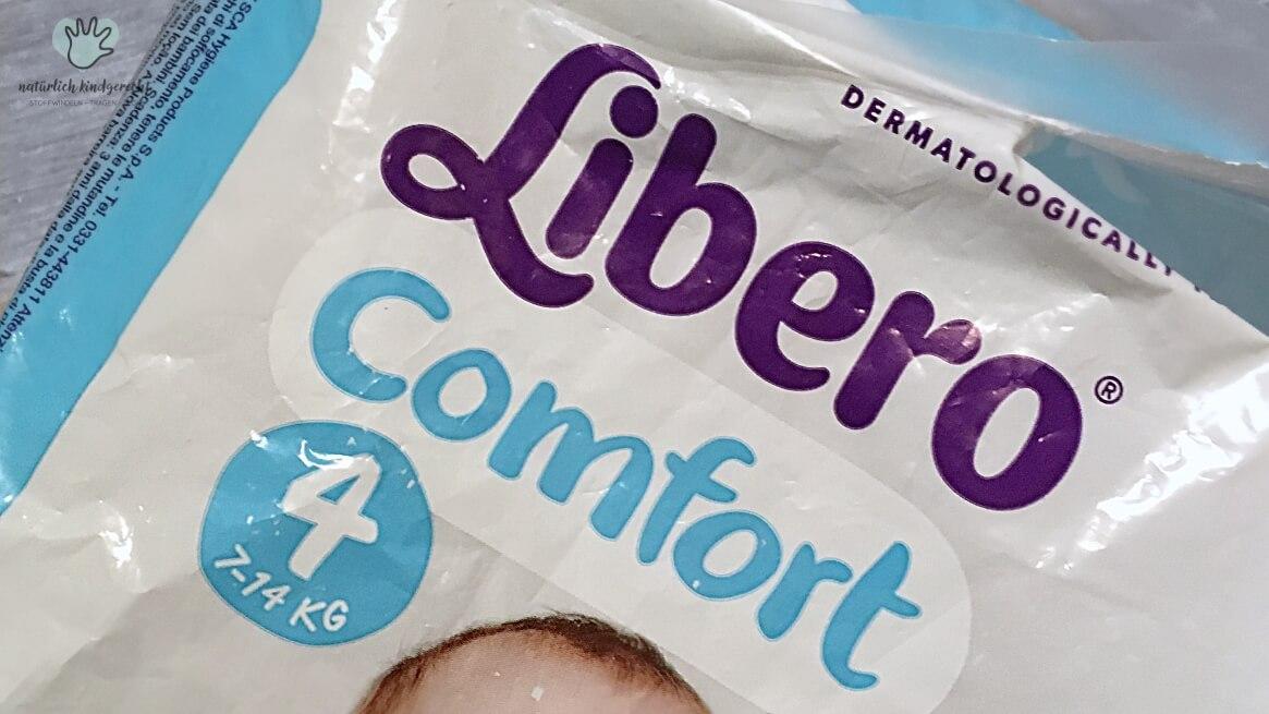 Libero Comfort Windel aus der Apotheke Windel für große Kinder