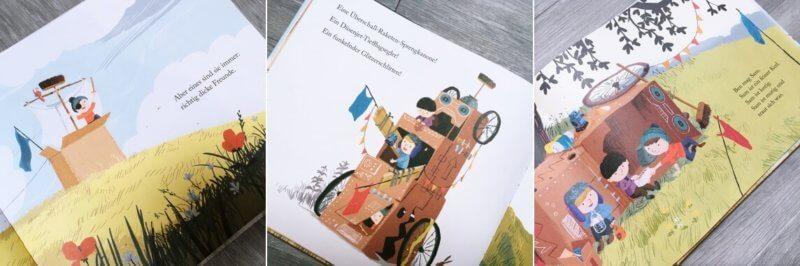 Beste Freunde Kinderbuch Tipp