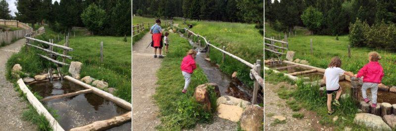 Spazierweg Spaziergang Wandertipp Villanders Dolomiten Eisacktal Pony Villanderer Alm Streichelzoo Familienausflug Eisacktal Kinder