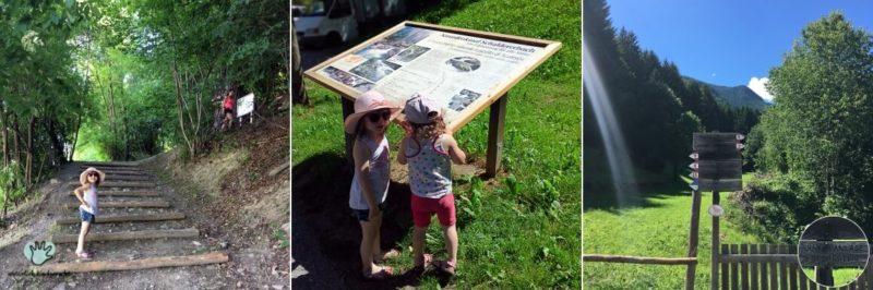 Naturpark Vahrn Schalderer Bachl Wandertipp kinder Südtirol Ausflugsziel kindgerecht Vahrn Suedtirol Italien Kinder wandern Familienausflug Tipp Idee