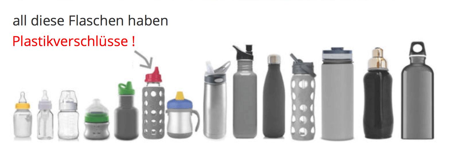 Pura Kiki Trinkflasche Sportflasche Edelstahl Trinkflasche trinken plastikfrei Flasche ohne BPA