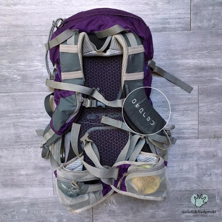 Osprey Sirrus 26 Wanderrucksack für Damen Frauen Rucksack Empfehlung Südtirol wandern Dolomiten Plose Osprey Rucksack Frauen Test getestet