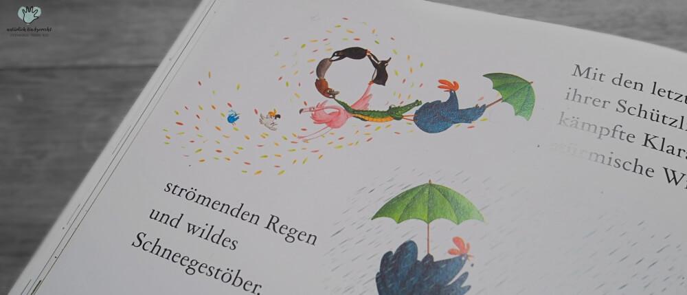Klara Gluck und ihre Kinder Kinderbuch Buchtipp
