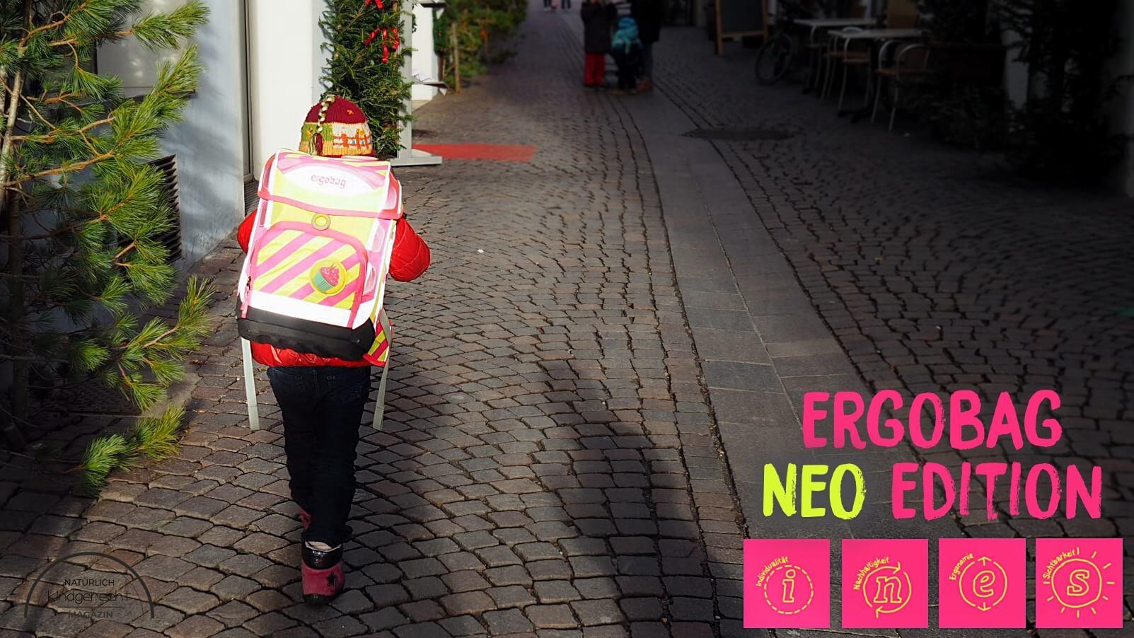 Ergobag Neo Schultasche im Test