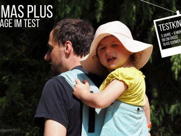 Die Limas Plus Babytrage im ausführlichen Test