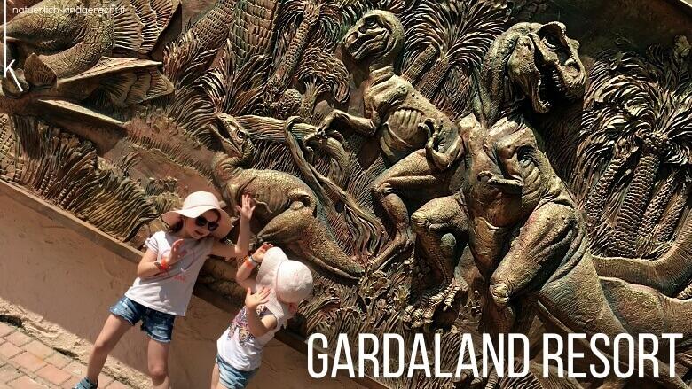 Gardaland Resort am Gardaland für Familien