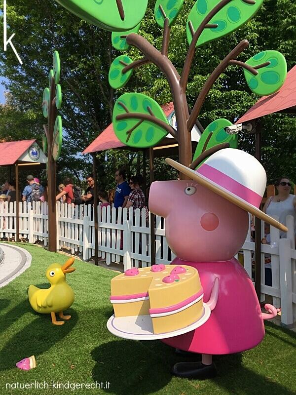 Gardaland Vergnügungspark mit Kleinkind einen Besuch wert