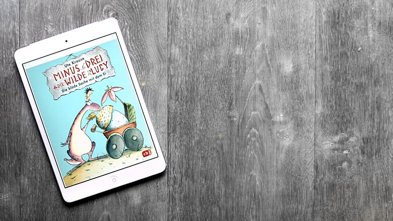 Kinder lesen auf dem iPad oder dem eReader