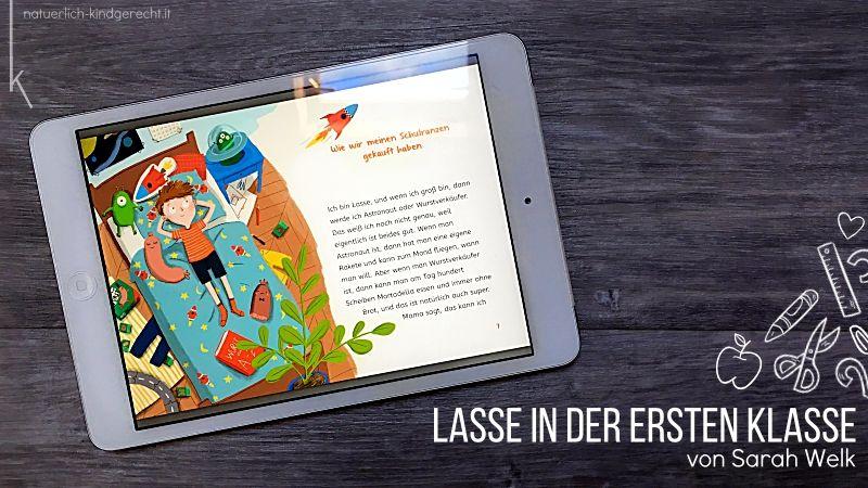 Lasse-in-der-ersten-Klasse-Buch-für-Erstklässler