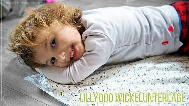 Lillydoo Erfahrung Wickelunterlage