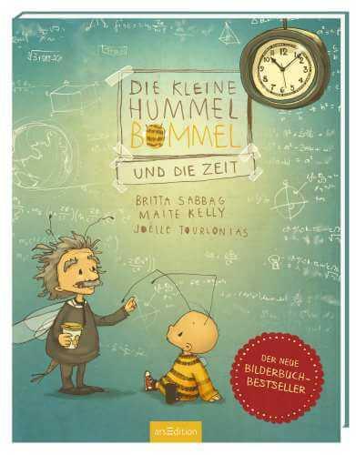 Die kleine Hummel Bommel und die Zeit Fazit Cover-2