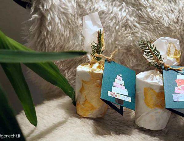 Kleines Geschenk für Weihnachten Mitbringsel Last Minute DIY