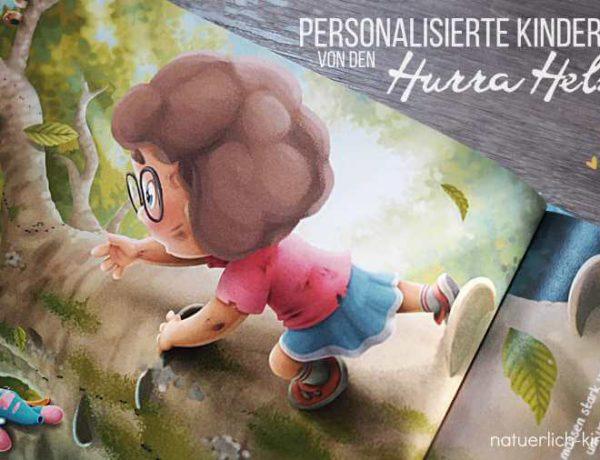 Personalisierte Kinderbücher Hurra Helden persönliches Kinderbuch Urra Eroi