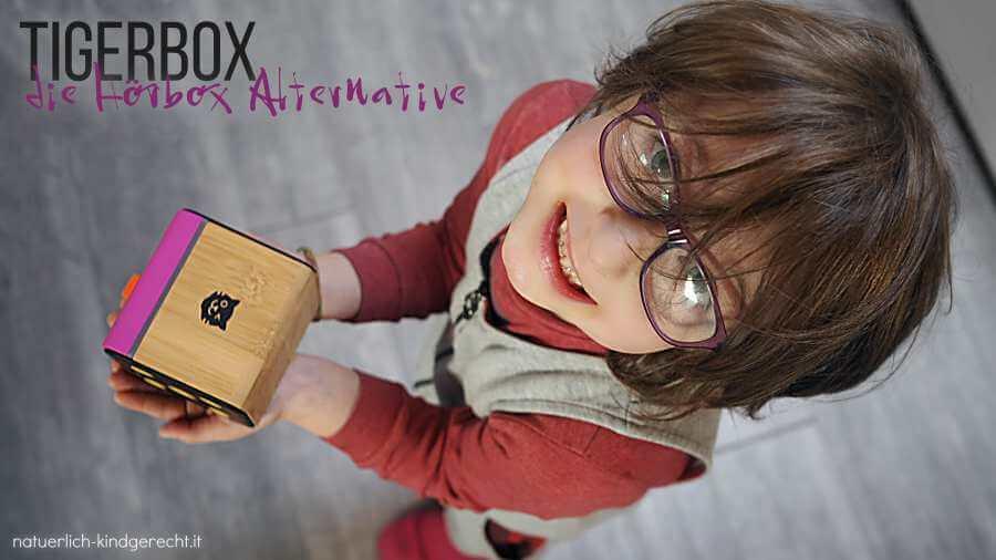 Tigerbox die Hörbox Alternative