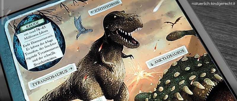 Die ganze Welt der Dinosaurier Buchtipp arsEdition