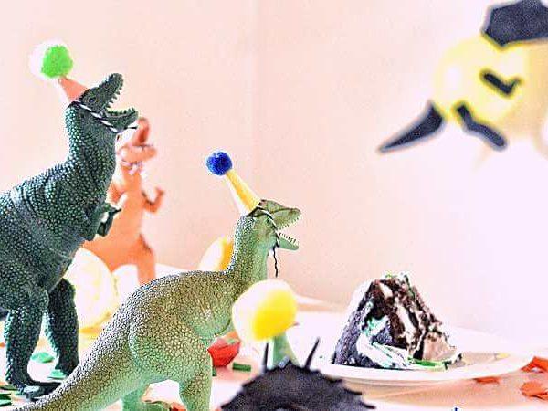 Dinosaurier Kindergeburtstag Ideen