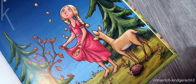Meisterhafte Märchen für Kinder der Brüder Grimm