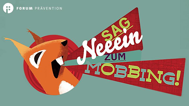 Sag nein zum Mobbing Forum Prävention Südtirol
