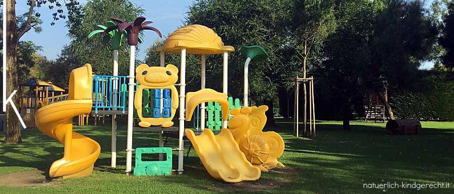Italienurlaub mit Kind Spielplatz Club All inklusiv Formel Feriendorf