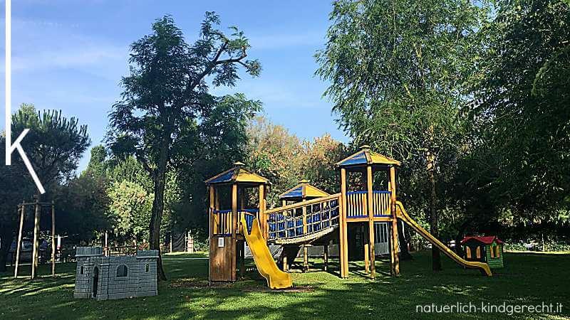 Junior Club und Spielplatz Lido delle Nazioni Comacchio