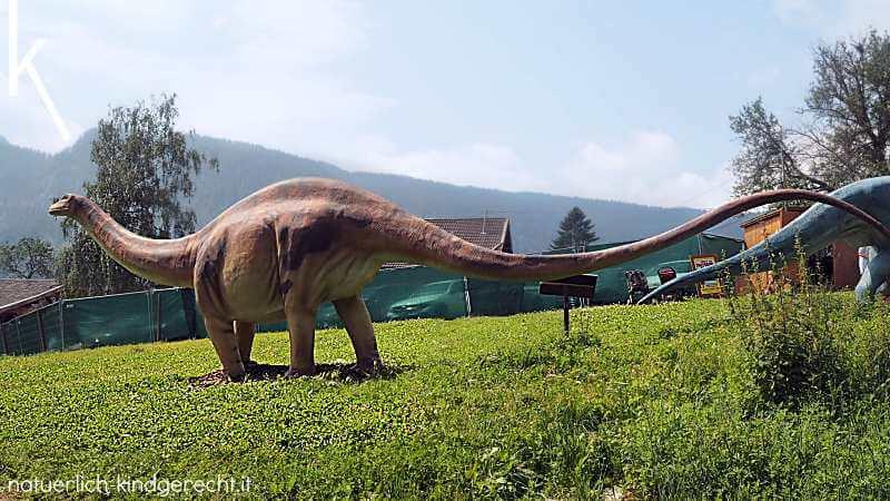 Dinowelt Tisens