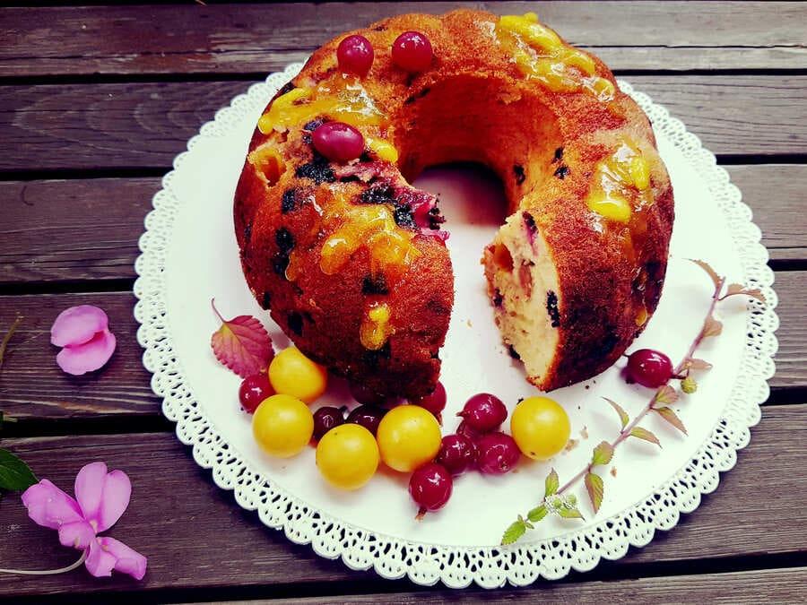 sommerkuchen Rezept Kuchen Sommer