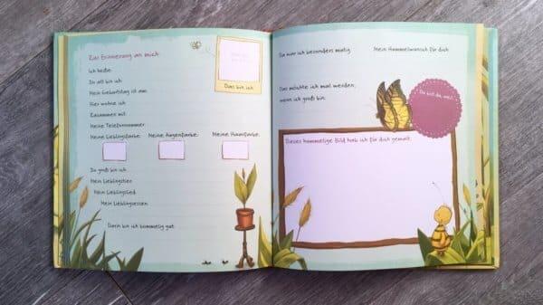 Welches Freundebuch im Kindergarten