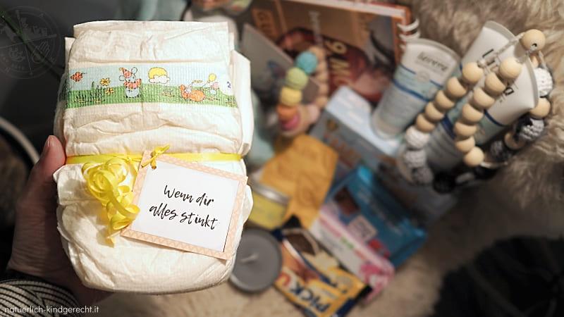 Notfallbox für Schwangere Survival-Kit