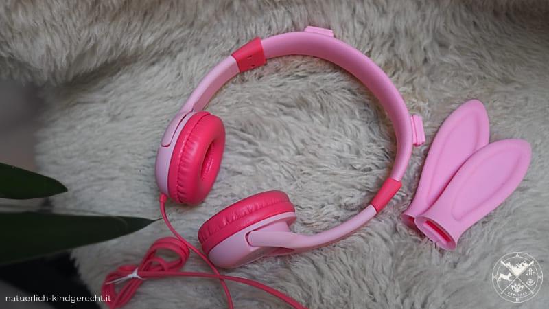 Empfehlung für Kopfhörer für Kinder gesucht