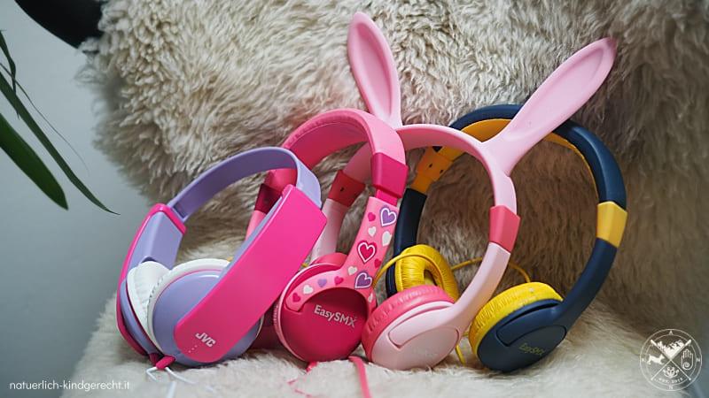Kopfhörer für Kinder Testsieger
