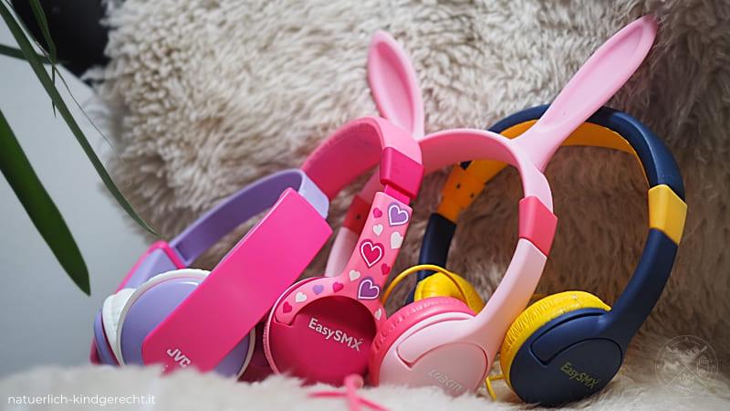 Welche Kopfhörer für Kinder Easy SMX JVC Lobkin No Name