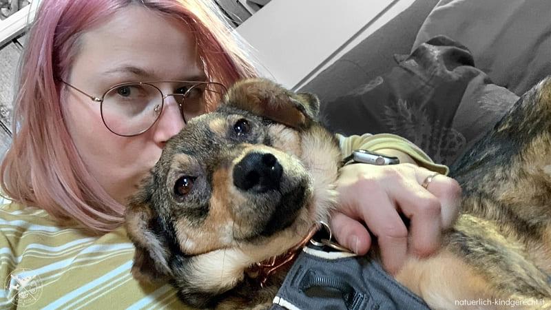 Unser Pflegehund Moka