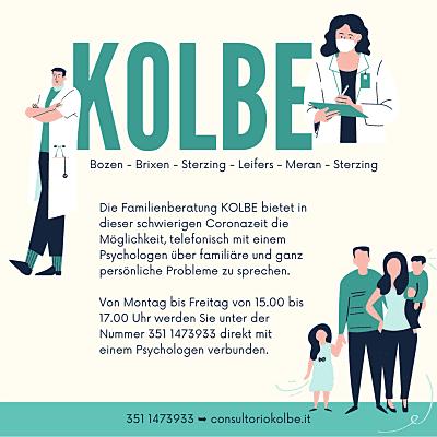 Kolbe Familienberatungsstelle Brixen