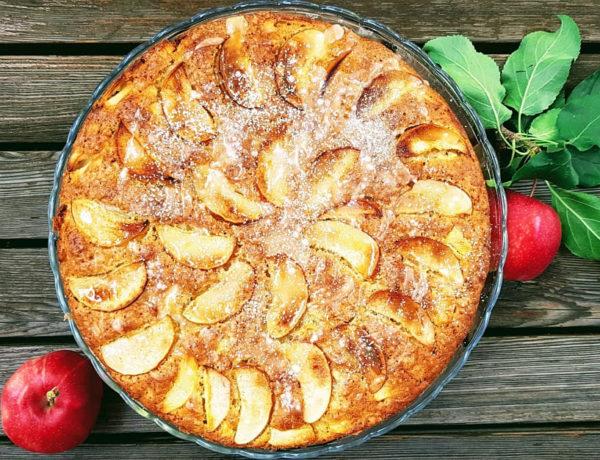 Saftiger Apfelkuchen ganz einfach gemacht
