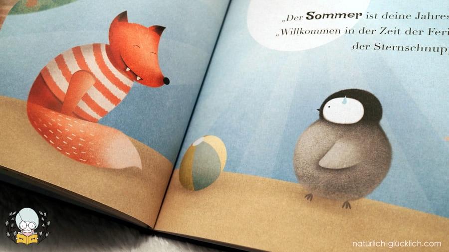 Little Yeti personalisiertes Kinderbuch Mein erster Tag