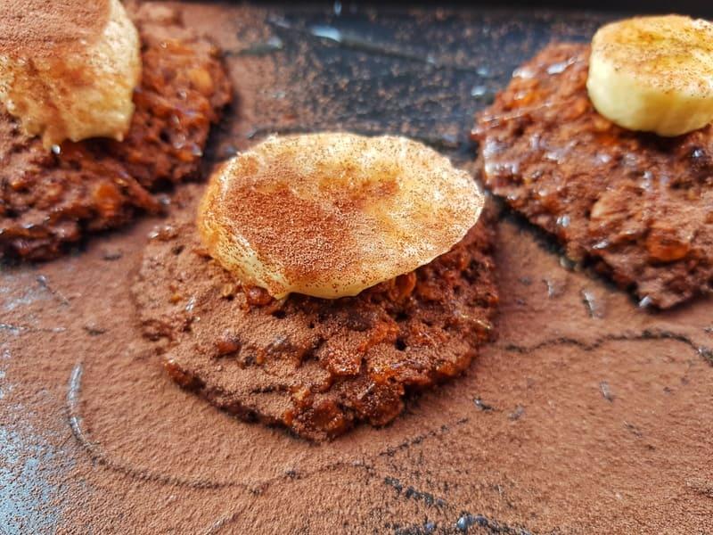 Hafer-Kekse Hafercookie Rezeptidee Rezepte Haferkekse