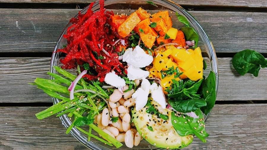 Essen gut alles Gut? Rezept Buddha Bowl