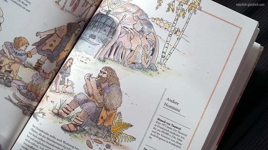 Mammut, Urmensch, Höhlenbär Lieblingsbücher