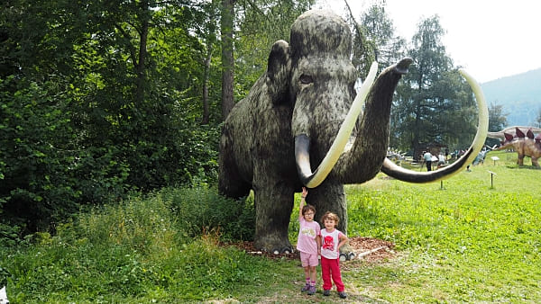 Ötzimuseum Mammut Urmensch Höhlenbär Buchtipp