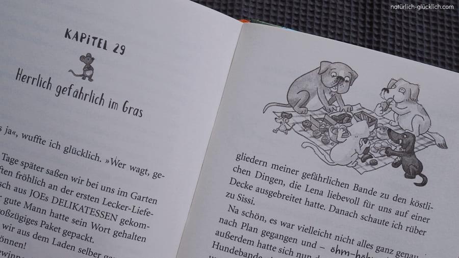 Buchtipp für Kinder ab 8 Jahren Bruno Bratwurst